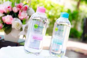 คลีนซิ่ง Garnier Micellar Cleansing Water Even for Sensitive Skin